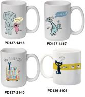Designer Mug Collection