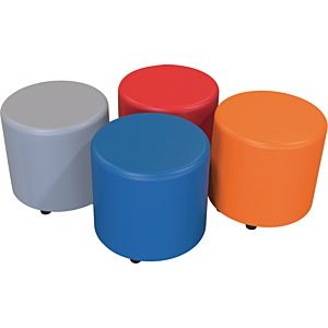 Round Design Ottoman Set of 20 Package PMT137-2044