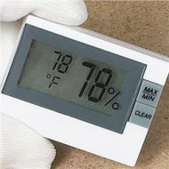 Mini Digital Humidity and Temperature Meter PB40407001