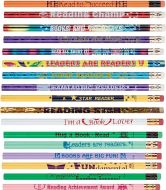 Reading Promotion Gift- Pencils 12/pack