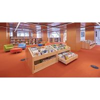 Books Browsing Furniture System Package A