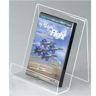 Acrylic Book Display Easel Extra Large with Lip 7