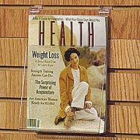 Slatwall Magazine Holder. PD148-7104