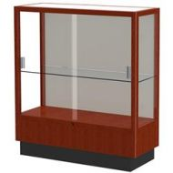 Low Height Glass Display Case