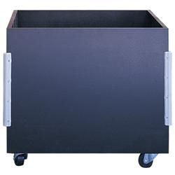 BM Mobile Depressible Book Cart