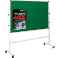 Mobile Pin-on Bulletin Board 90x150cm 6PMTC14-90150
