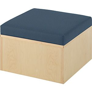 Wood Base Bench Seating