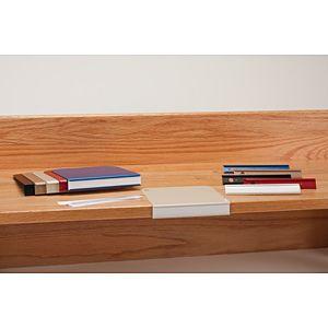 Titan Movable Steel Shelf Label Holder PD807405
