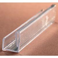 Shelf Lip Clip On Label Holder 5/8