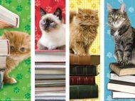 Theme Book Marks  Cat Collection, 200/pack