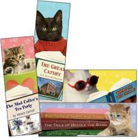 Theme Book Marks Cat Collection