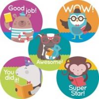 Motivation Sticker For Kids PD137-5138