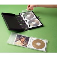 CD DVD Storage Binder