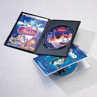 Utra Slim Flexible CD DVD Cases