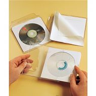 CD & DVD Pouch & Sleeve Paks. PD122-2973