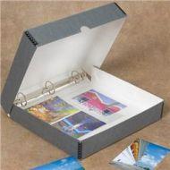 Three Ring Binder Storage Box. PB385-70001