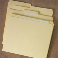 Archival Safe Standard File Folder Letter Size. PB492-31001