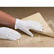 White Cotton Gloves Medium Size  PD201-2405