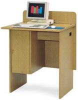 OPAC Station with Cabinet. 13PMT361-4606