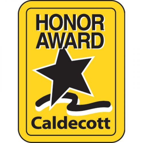 Award Classification Label. PD132-0107