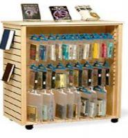 Mobile Hang Bags Display Shelves. 16PMT850-0933
