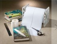 Book Jacket Roll Plastic Holder 20PMT-BJH-2