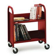 Economical Desk Side Book Trolley