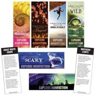 Explore Non-fiction Bookmarks, 200/pack