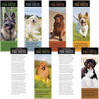 Dog Fun Facts Bookmarks PD137-0856