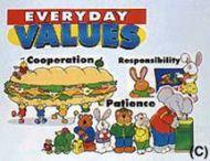 Everyday Value Bulletin Decorative Set