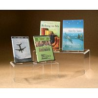 Acrylic Display Riser Set Of Five Extra Large 16PMT799-6091