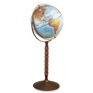 Treasury Floor Globes. PB30833001