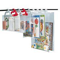 Monaco Hangup Bag Assortment Package 80/Pack PD130-6852