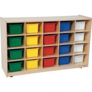 Kids Mobile Storage Cubbies. 19PMT495-1526