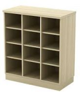 Pigeon Hole Cabinet 12 Compartment. 19PMT493-12