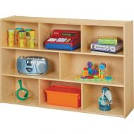 Kid Storage Shelves