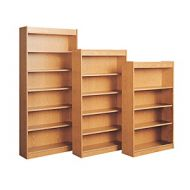 Laminate Wood Book Case Shelves