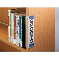 Clip On End Panel Label Holder. PD122-6084