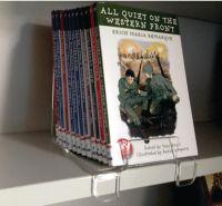 Merchandising Libraries Book Series Holder. PD137-9390