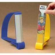 Book Stop Section Marker Label Holder Cover and Insert Paper