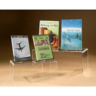 Acrylic Display Riser Set of Five. 16PMT799.5424