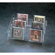 3-Tier Tabletop Acrylic Display Rack PD127-5410