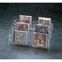 Multi-Tier Table Top Acrylic Display Rack PD127-5420