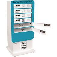 Charging Locker 6 Bay. PD137-3676