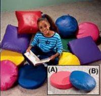 Floor Cushion seat Square Design
