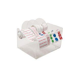 Plastic Label Dispenser PD136-4631